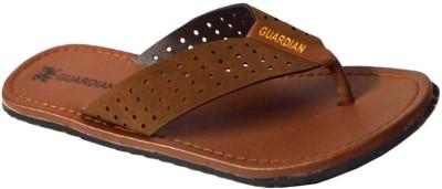 guardian Men Brown Sandals