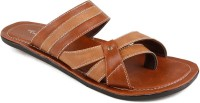 True Soles Men Brown Sandals
