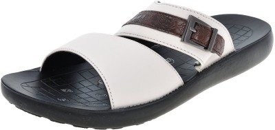 Aerosoft Men White Sandals