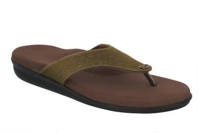 Dia One Diabetic Footwear Women Gold Flats