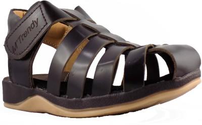 Trendy Enterprises Boys Brown Sandals
