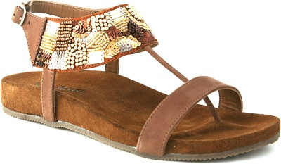 Vito Rossi Women Brown Flats