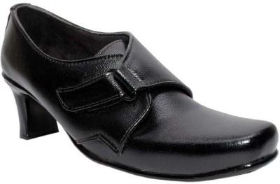 easy walk Women Black Heels
