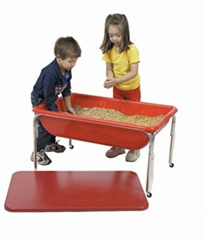 Children's Factory 366636  Sandbox  With Lid