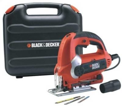 Black & Decker Ks900ekx 620w Jigsaw Machine 2 inch Straight-line Sander