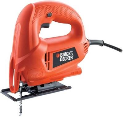 Black & Decker Ks600e 450w Jigsaw Machine 2 inch Straight-line Sander