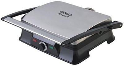 Inalsa Max Grill Sandwich Press Toaster Grill(Black)