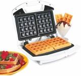 Nova Waffle Maker Nt 208w Waffle (White)