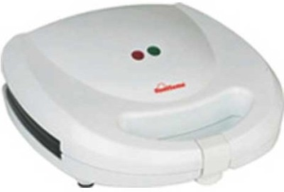 Sunflame Grill Toaster-Sf-107 Toast(White)