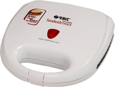 Orbit  2 Slices Sandwich Maker SM-689