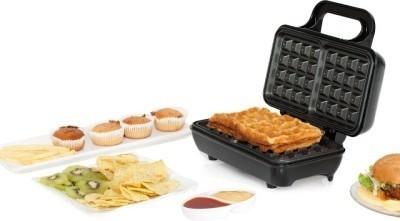 Nova Super Snacky Nwm-2424 Waffle(Black, Grey)