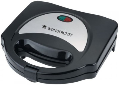 Wonderchef Prato Sandwich Maker Grill, Toast(Black)