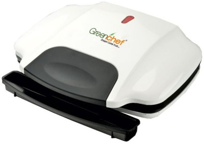 Greenchef Sandwich Maker Grill(Multicolour)