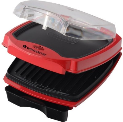 Wonderchef SW-2084 Grill(Red)