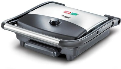 Prestige Electric Grill 4 Slice 1500W Sandwich Maker