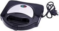 "Wonder World Cooking Essentials Advance Heating Megastarâ""¢ MS-04 Sandwich Maker Toast(Black)"