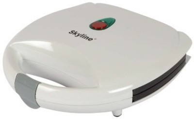 Skyline VT-2095 Sandwich/Grill Toster Grill(White)