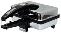 Tangerine 2 Slice Sandwich Toaster/Grille Grill(Silver, Black)