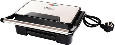 Frendz SF-782 Grill(Steel, Black)