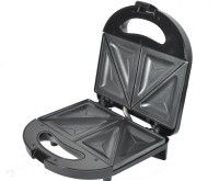Tangerine Shinestar Fixed Sandwich Maker and Grill(Black)
