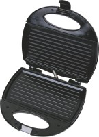 Lifelong Sandwich (112 Large Griller Plate) Grill, Toast(Black)