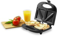 Nova 2 Slice Snack Magic NSM 2409/00 Sandwich Maker Grill, Toast(Black)