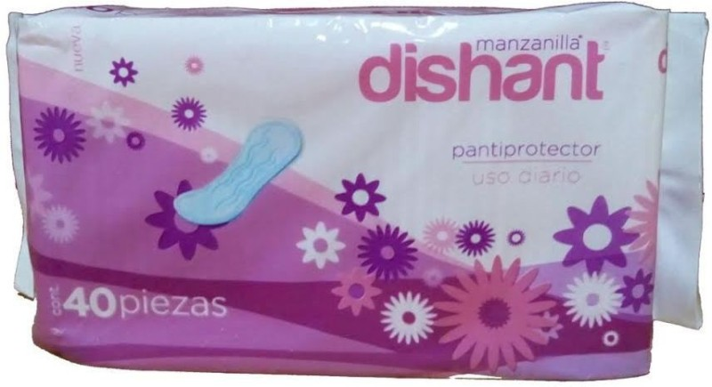 Dishant Ultra clean wings Pantyliner(Pack of 40)