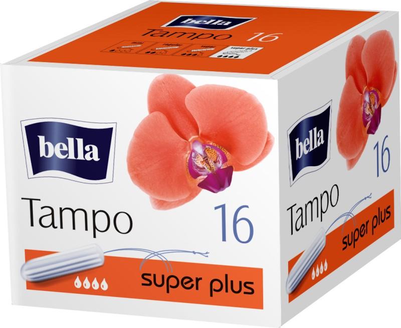 Bella Tampon Super Plus A'16 Comfort(Pack of 16)
