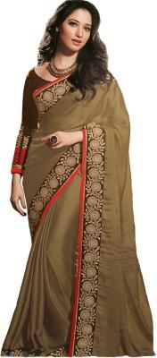 Isha Enterprise Embriodered Bollywood Chiffon Sari