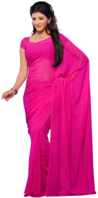 Dream Saree Solid Daily Wear Jacquard Sari