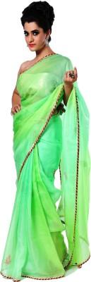Ranas Self Design Fashion Silk Sari