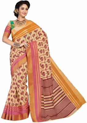 Sudarshan Silks Printed Fashion Cotton Sari