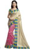 Taanshi Floral Print, Striped Fashion Ar...