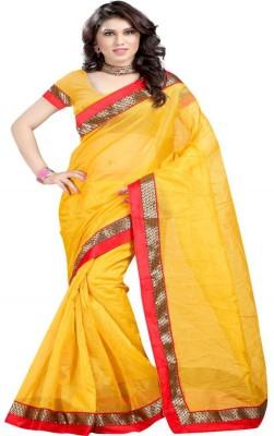 SAN Self Design Bollywood Brocade Sari