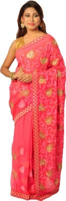 Samitabh Embriodered Fashion Chiffon Sari