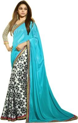 Vaishali Embellished Fashion Satin Sari