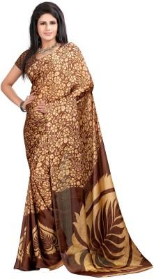 Indian E Fashion Printed Daily Wear Georgette Sari