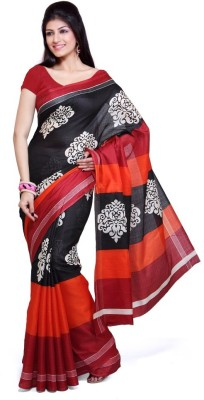 Jhalak Fashion Printed Fashion Cotton Sari