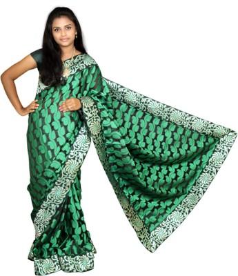 Royal N Rich Embriodered Manipuri Net Sari