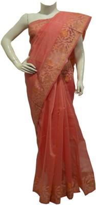 BEAUVILLE VAIIBAVAM Woven Tangail Net Sari