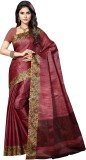 Rani Saahiba Printed Bhagalpuri Art Silk...