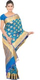 Thara Sarees Self Design Kanjivaram Art ...