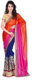 Krishna Fab Solid Bollywood Handloom Geo...
