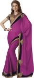 Subhash Sarees Self Design Fashion Georg...