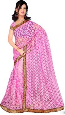 Salasar Self Design Bollywood Brasso Sari