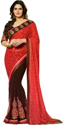 KG-Ecom Embriodered Fashion Jacquard Sari