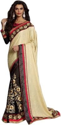 Vardhini Embellished Fashion Georgette Sari