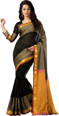 Pikasho Printed Fashion Silk Sari