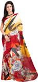Madhudsarees Printed Daily Wear Georgett...