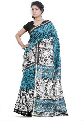 Fabgruh Printed Fashion Art Silk Sari